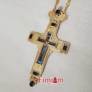 Хрест нагрудний  №06
